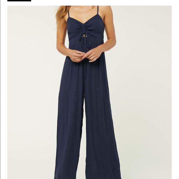 Oneill Annabella jumpsuit, new with tags